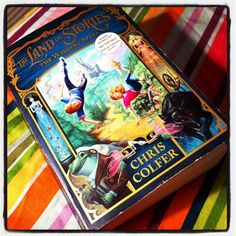 The Land of Stories by Chris Colfer.