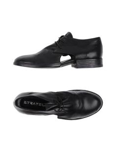 STRATEGIA Laced shoes. #strategia #shoes #schnürschuhe