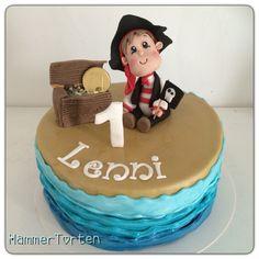 Pirat Cake Boy