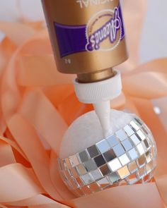 Homemade Disco balls to class up any event/party!