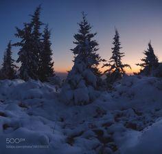Blue Hour by SakisPallasSKG. Please Like http://fb.me/go4photos and Follow @go4fotos Thank You. :-)