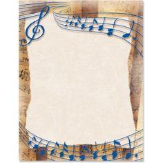 hudba, noty