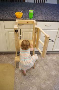 Safe Step Stool Child Safety Kitchen Stool Mommy S