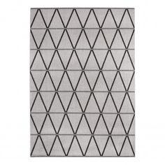 Teppich Kandava - Kunstfaser   Home24