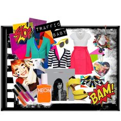 Color Me Happy, created by mew-muse.polyvore.com