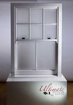 Ultimate Rose Sash Windows