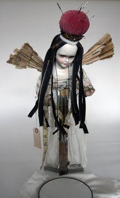 Art dolls dolls and photos on pinterest for Art 1576 cc