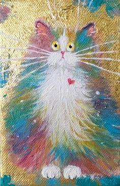 'Sweetie' painting