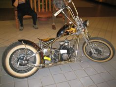 And another of Cali's bikes
