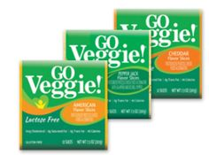 Possible FREE GO Veggie! Lactose Free Slices on http://hunt4freebies.com