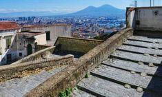 Le 414 scale delle meraviglie. Viaggio nella Napoli segreta - Repubblica.it Mobile