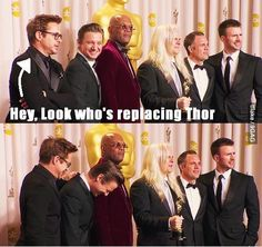 Thor's replacement