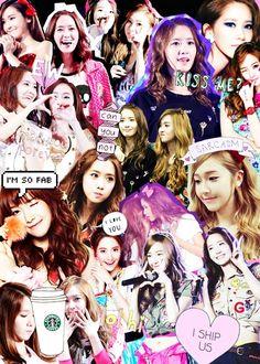 YoonSic collage.