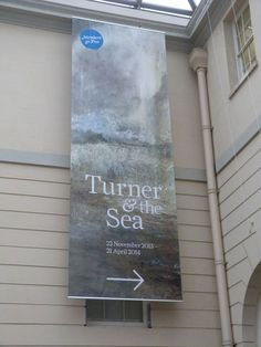 Banner installs for one of Britain's greatest landscape artists  See the banners we installed at the National Maritime Museum for the Turner exhibition: http://www.bannerbox.co.uk/banners/banner-installs-one-britains-greatest-landscape-artists/