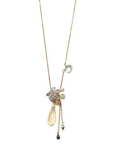 【LOVE&GIFT】H.P.FRANCE BIJOUX SWEET PEA 2015 Noel Collection ネックレス