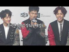 cool  SF9 다원의 수준급 지드래곤 모창 (SF9 Da-won sing BIGBANG's LAST DANCE)