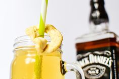Jack & Apple Cider Cocktail