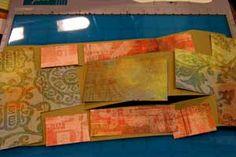Tri Fold Shutter Card Tutorial & Instructions by Bonnie Szwalkiewicz