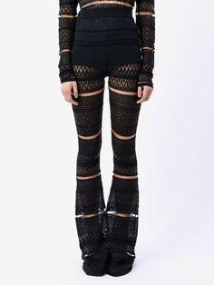 794f931a04ef4 Geometric Lace Leggings Lace Leggings, White Leggings, Printed Leggings,  Leggings Are Not Pants