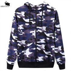 2017 New Arrivals Nice Hoodies and Sweatshirts Fashion Mens Zipper Hoody Men Military Hooded Sweatshirts Mens Fleece Sweatshirts
