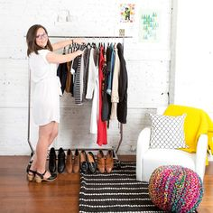 Read this to see how upgrading your closet to a capsule wardrobe can better your day to day.