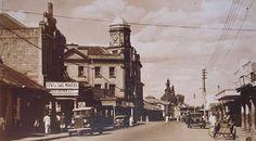 """Nairobi, Kenya; """"Darkhana/Town"""" (1922)"""