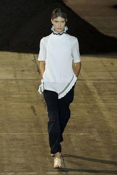 Spring 2016 Trends | Runway | Victorian Rules | 3.1 Phillip Lim Spring 2016 | POPSUGAR Fashion