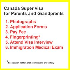 Quick Guide to Apply for Canadian Super Visa for Parents or Grandparents | Immigration & Visa Guides