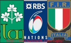 Ireland vs Italy Live Stream Watch Online Six Nations 2016 HD TV Coverage. You can easily watch Ireland vs Italy Live Streaming Rugby - Six Nations All Matc