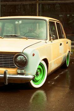 rat lada Lada Drift, Rat Look, Chevrolet Trucks, E30, Jdm Cars, Cars Motorcycles, Vintage Cars, Cool Cars, Old School