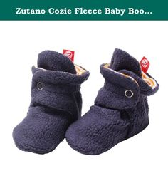 Zutano Cozie Fleece Baby Booties Girls Boys Unisex- Navy Blue / Orange- 6M. >b> Zutano Fleece Booties: Zutano fleece baby booties are soft comfortable and warm. The loose fitting soft sole design is perfect for delicate little feet. Booties have a unique two-snap design and soft elastic around the ankle that helps the booties stay on. our customers purchase these adorable booties season after season. Customers rave reviews say Zutano booties actually stay on! Our customers use these…