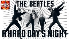 The Beatles | A HARD DAY'S NIGHT | Full Movie