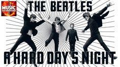 The Beatles | A HARD DAY'S NIGHT | Full Movie - YouTube