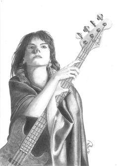Rysunek wykonany ołówkiem, format a4.