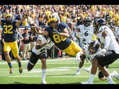 Michigan vs. Cincinnati Game Highlights - YouTube