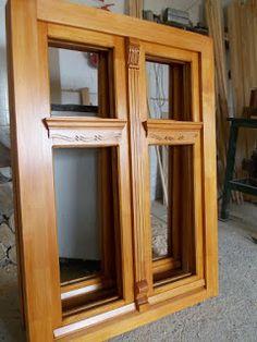 Régimódi házak, parasztházak nyílászárói: Parasztablakok és zsalugáterek House, Vintage House, House Exterior, Home Remodeling, Window Design, Home Decor, Window Trim Exterior, Living Room Tv Unit Designs, Rustic House