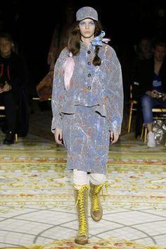 Vivienne Westwood Autumn/Winter 2017 Ready to Wear Collection | British Vogue