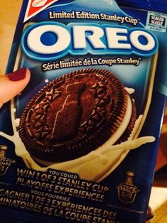 Stanley Cup Oreos