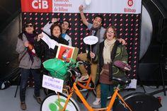Comienzan las divertidas presentaciones de las ideas nominadas a los Premios CiB