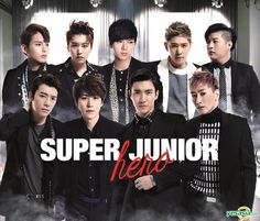 Super Junior - Hero
