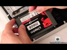 How to Install an SSD / Upgrade Your Hard Drive on a 2010 Unibody MacBook Pro