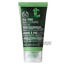 The Body Shop - Creme Hidratante Para O Rosto (Tea Tree Face Lotion Skin Clrng)
