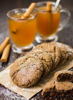 Confirmed Delicious! The Bojon Gourmet: Gluten-Free Ginger Molasses Cookies.