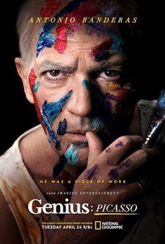 Genius: Picasso Poster 1