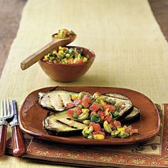 Great Grilled Eggplant