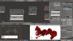 Stereopixol: Ink Drop tutorial in Blender