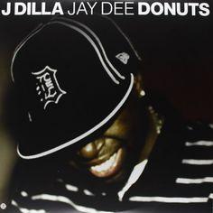--J Dilla-Donuts