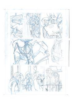 Dibujo a lápiz 03. 75€ David Belmonte ©