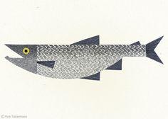 Salmon by Ryo Takemasa, via Flickr