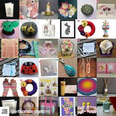 of products by Around The Corner, Gallery Wall, Create, Spring, Lush, How To Make, Handmade, Beautiful, Instagram